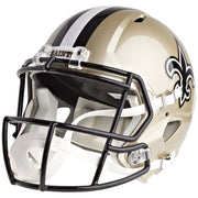 New Orleans Saints Riddell Speed Full Size Replica Football Helmet