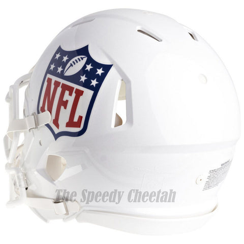 NFL Shield Riddell Revolution Speed Authentic Football Helmet