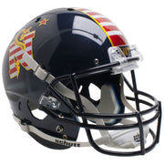 Navy Midshipmen Dont Tread On Me Schutt XP Replica Football Helmet