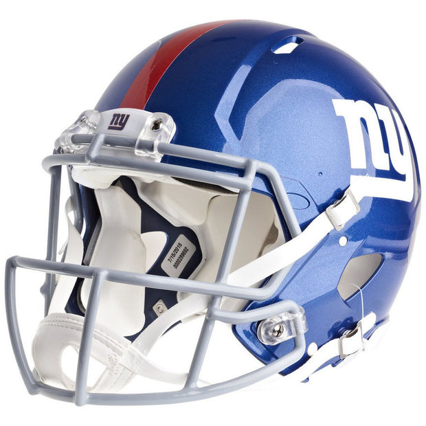 New York Giants Riddell Revolution Speed Authentic Football Helmet