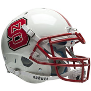 NC State Wolfpack Schutt XP Authentic Football Helmet