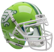 UNT Mean Green Flying Worm Schutt XP Authentic Football Helmet