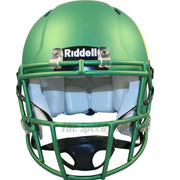 Oregon Ducks Apple Green Riddell Speed Authentic Football Helmet