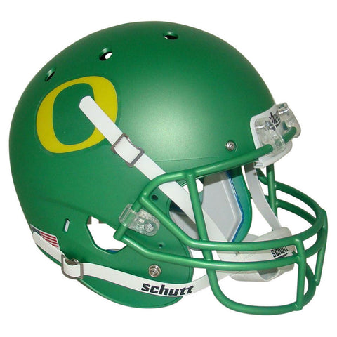 Oregon Ducks Apple Green Schutt XP Replica Football Helmet