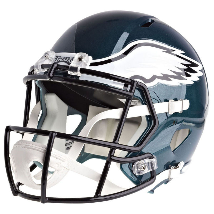 2555f9c1 Philadelphia Eagles Riddell Speed Full Size Replica Football Helmet