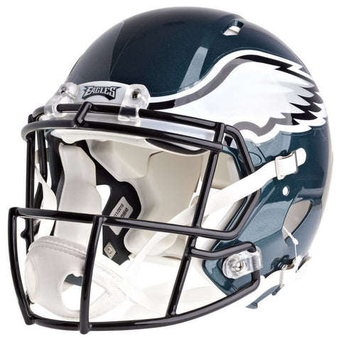 Philadelphia Eagles Riddell Revolution Speed Authentic Football Helmet