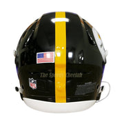 Pittsburgh Steelers Riddell SpeedFlex Authentic Football Helmet
