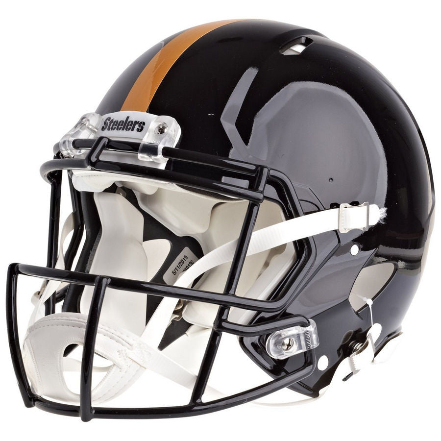 2e011aa86 Pittsburgh Steelers Riddell Revolution Speed Authentic Football Helmet