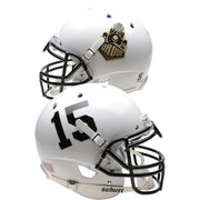 Purdue Boilermakers 2015 Train Schutt XP Authentic Football Helmet