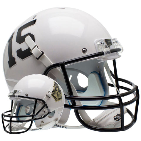 Purdue Boilermakers 2015 Train Schutt XP Replica Football Helmet