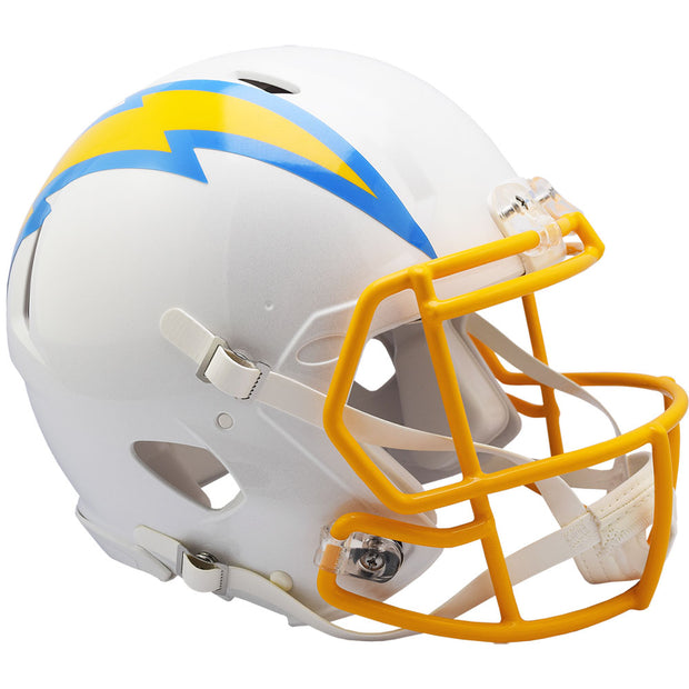 LA Chargers 2020 Riddell Revolution Speed Authentic Football Helmet
