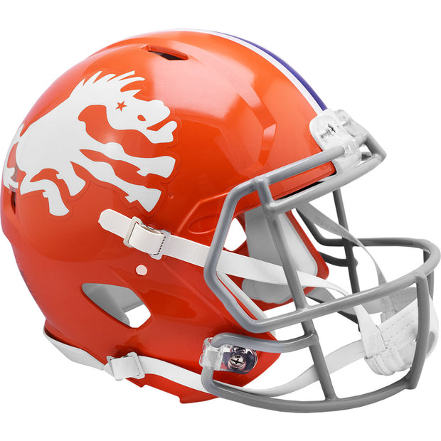 Denver Broncos 1966 Riddell Throwback Authentic Football Helmet
