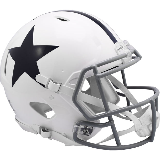 Dallas Cowboys 1960-63 Riddell Throwback Authentic Football Helmet