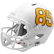 ASU Sun Devils White 85 Riddell Speed Full Size Replica Football Helmet