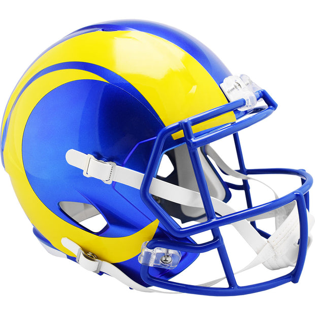 LA Rams Riddell Speed Full Size Replica Football Helmet