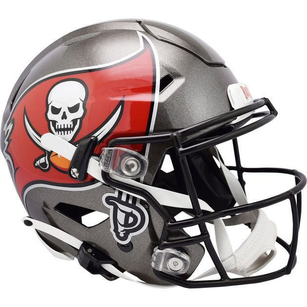 tampa bay bucs riddell speedflex authentic football helmet the speedy cheetah the speedy cheetah