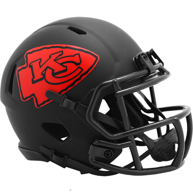 Kansas City Chiefs Eclipse Riddell Speed Mini Football Helmet