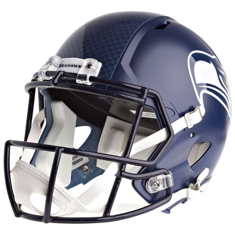 Seattle Seahawks Riddell Speed Full Size Replica Football Helmet