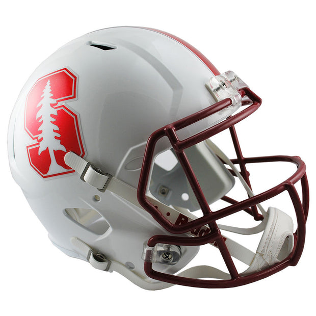 Stanford Cardinal Riddell Speed Full Size Replica Football Helmet