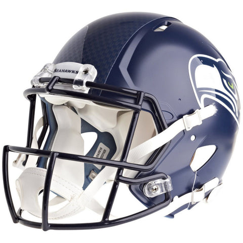 Seattle Seahawks Riddell Revolution Speed Authentic Football Helmet