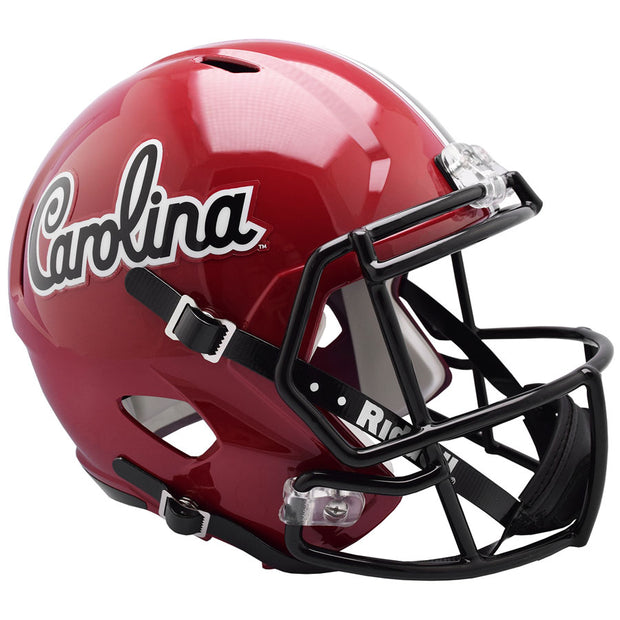 South Carolina Gamecocks Vintage Speed Replica Football Helmet