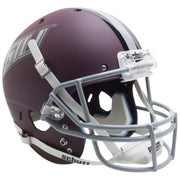 Southern Illinois Salukis Maroon Schutt XP Replica Football Helmet