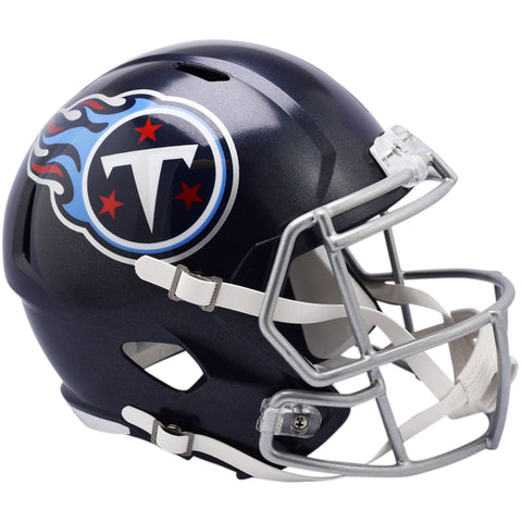 Tennessee Titans NEW 2018 Riddell Speed Full Size Replica Football Helmet