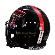 Texas Tech Red Raiders Riddell Speed Authentic Football Helmet