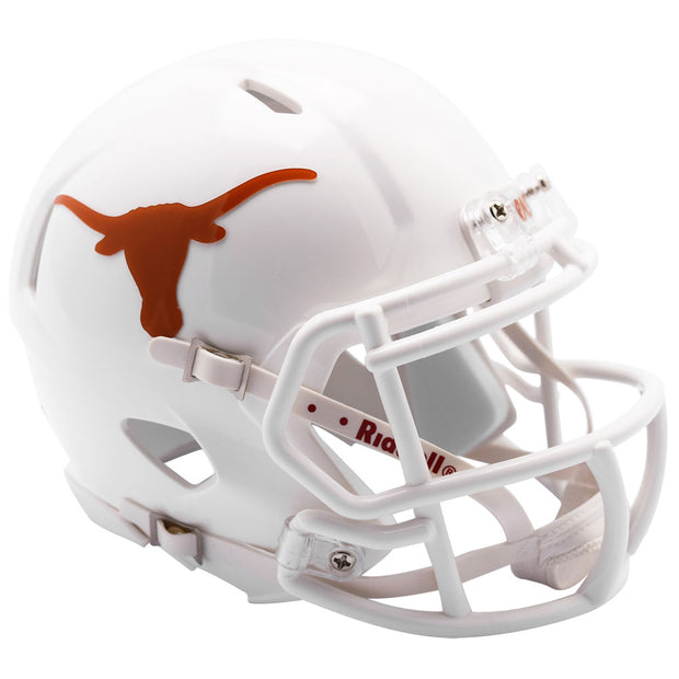 Texas Longhorns Riddell Speed Mini Football Helmet
