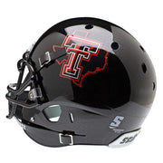 Texas Tech Red Raiders Star Schutt XP Authentic Football Helmet
