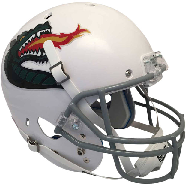UAB Blazers White Dragon Schutt XP Replica Football Helmet