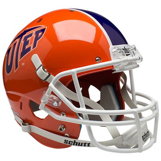 UTEP Miners Schutt XP Replica Football Helmet