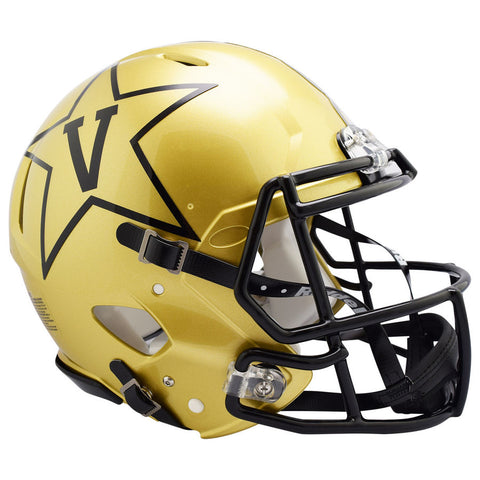 Vanderbilt Commodores Riddell Speed Authentic Football Helmet