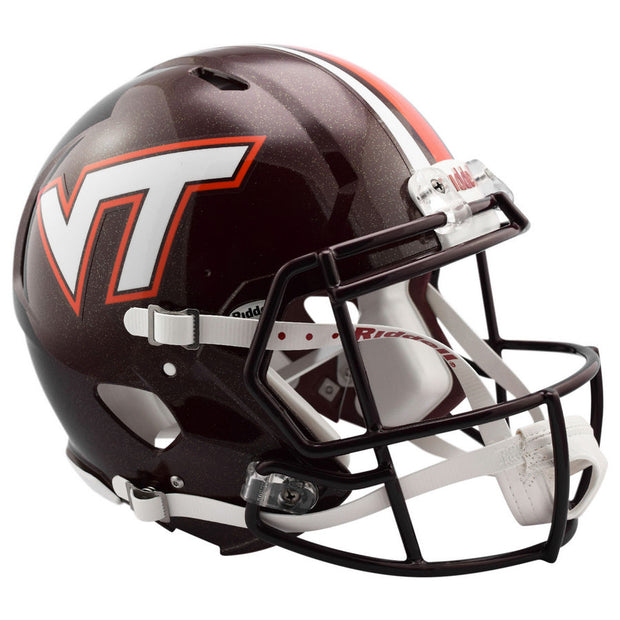 Virginia Tech Hokies Riddell Speed Authentic Football Helmet