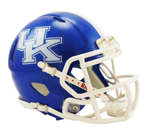 Kentucky Wildcats Riddell Speed Mini Football Helmet