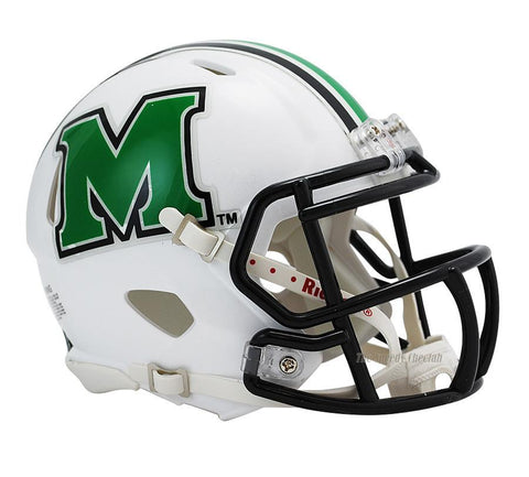 Marshall Thundering Herd Riddell Speed Mini Football Helmet
