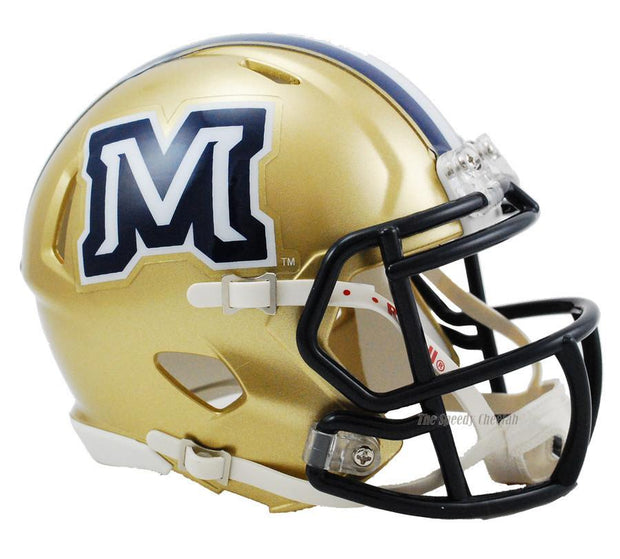 Montana State Bobcats Riddell Mini Speed Football Helmet