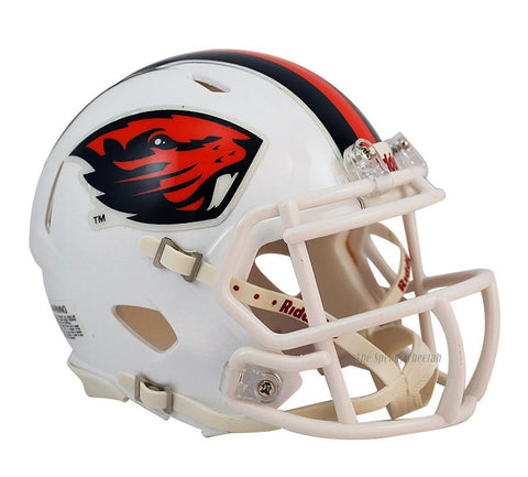 Oregon State Beavers Riddell Speed Mini Football Helmet