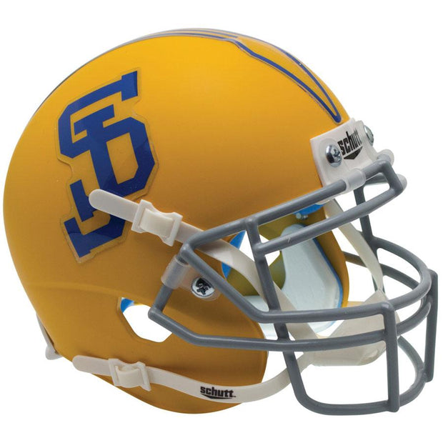 San Jose State Spartans Yellow Schutt XP Authentic Football Helmet