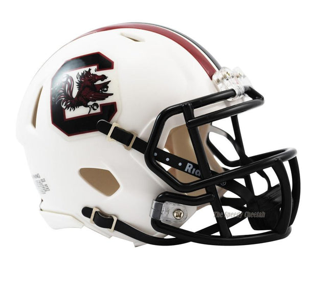 South Carolina Gamecocks Riddell Mini Speed Football Helmet