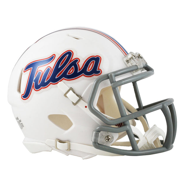 Tulsa Golden Hurricane Riddell Speed Mini Football Helmet