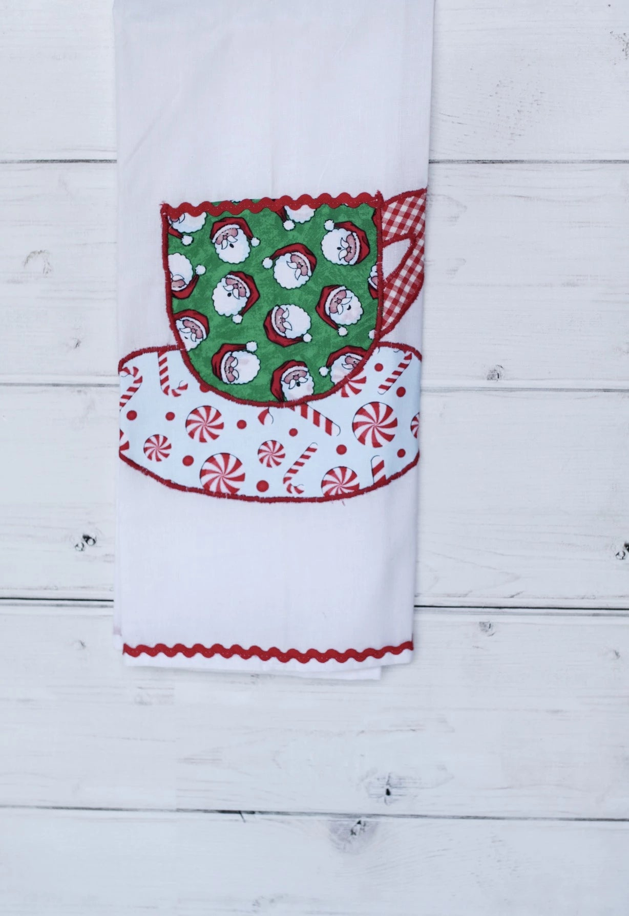 Christmas Tea Towel
