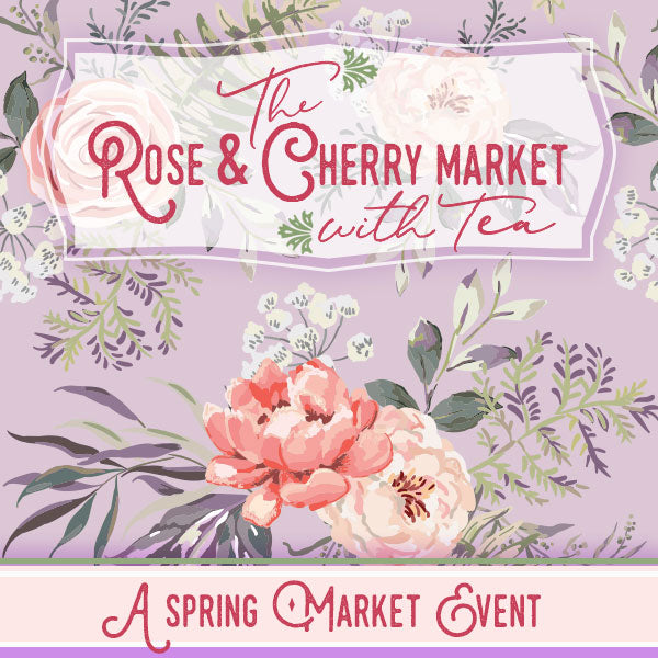 The Rose and Cherry Market Vendor Fee