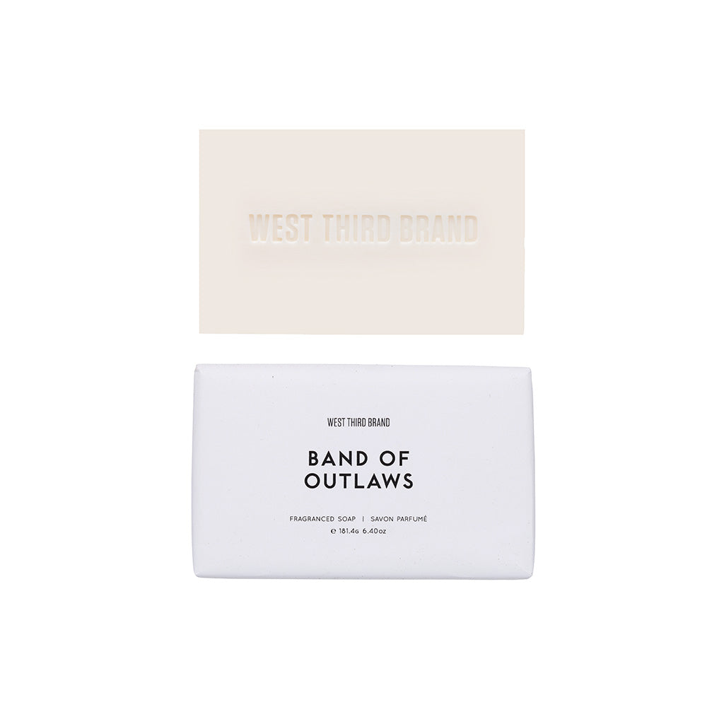 BAR SOAP | BAND OF OUTLAWS