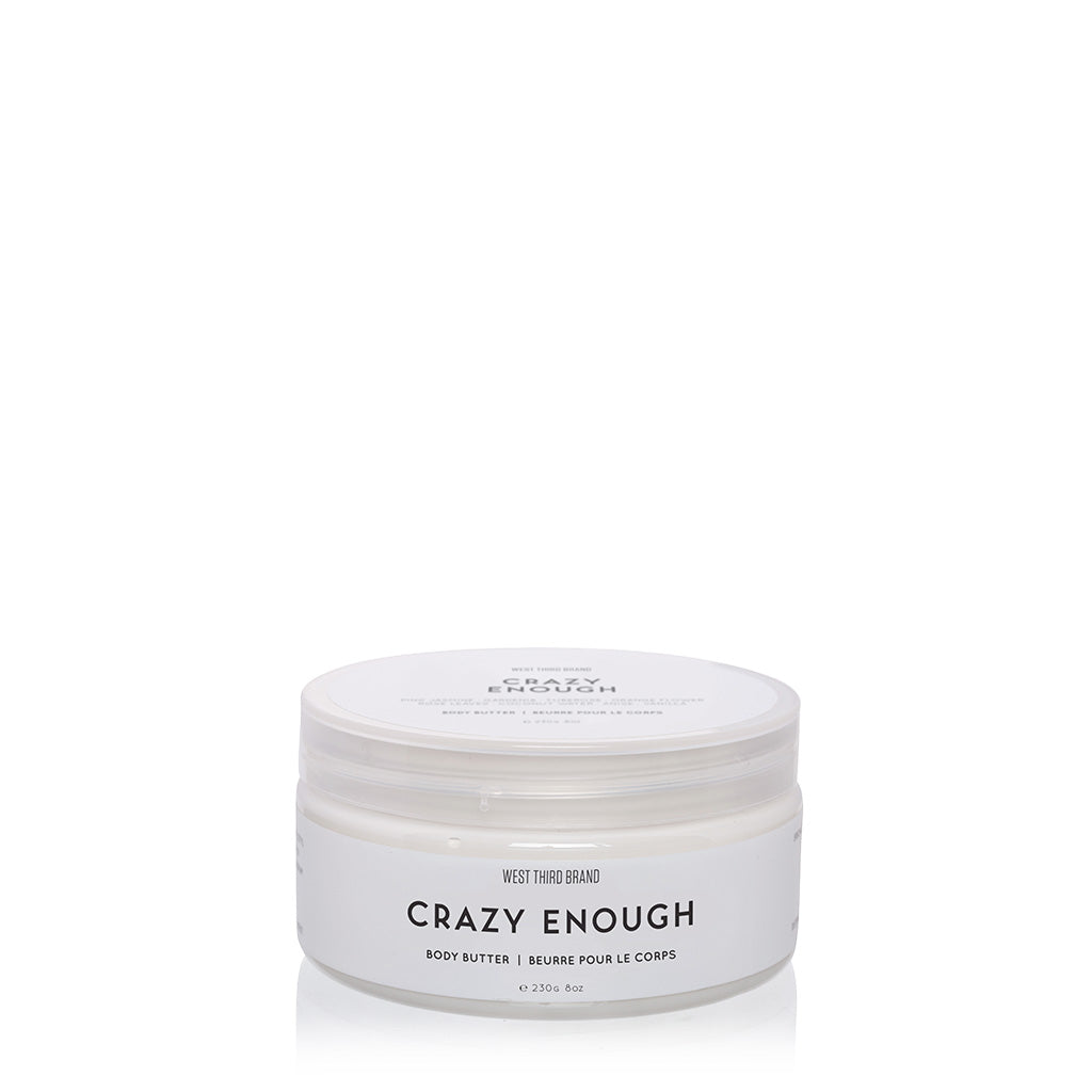 BODY BUTTER | CRAZY ENOUGH