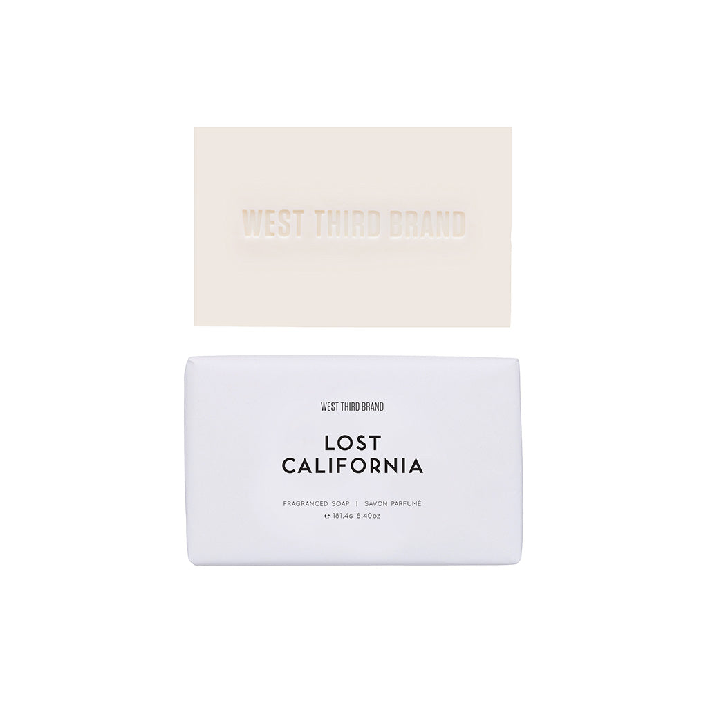 BAR SOAP | LOST CALIFORNIA