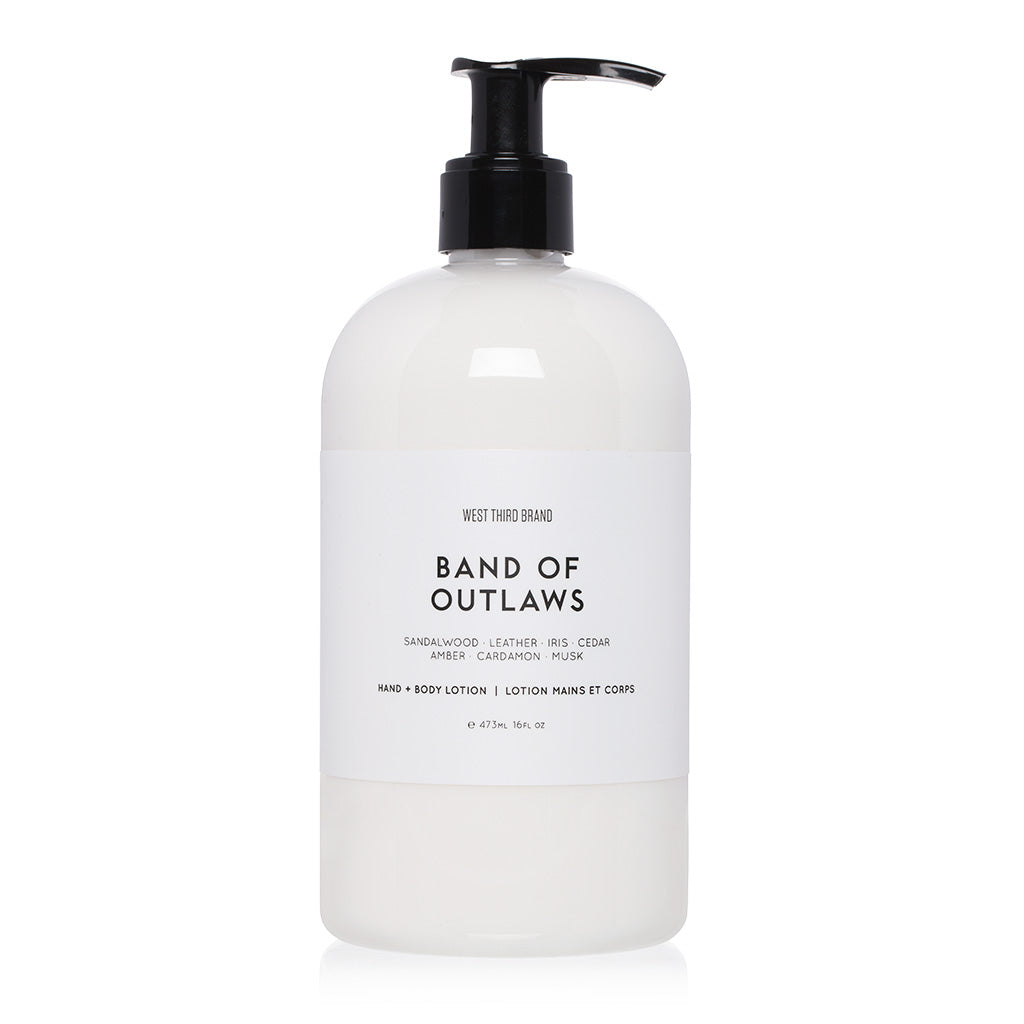 HAND + BODY LOTION | BAND OF OUTLAWS