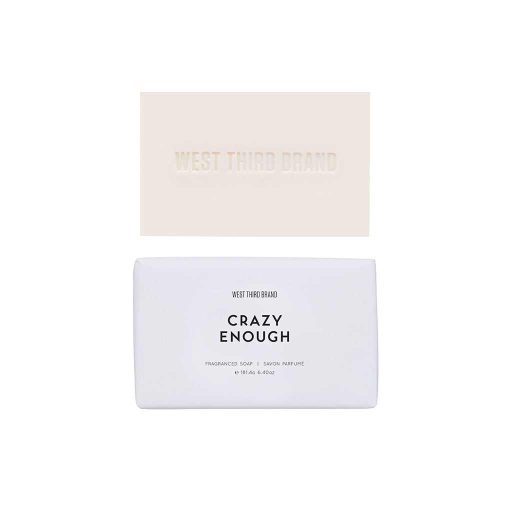 BAR SOAP | CRAZY ENOUGH