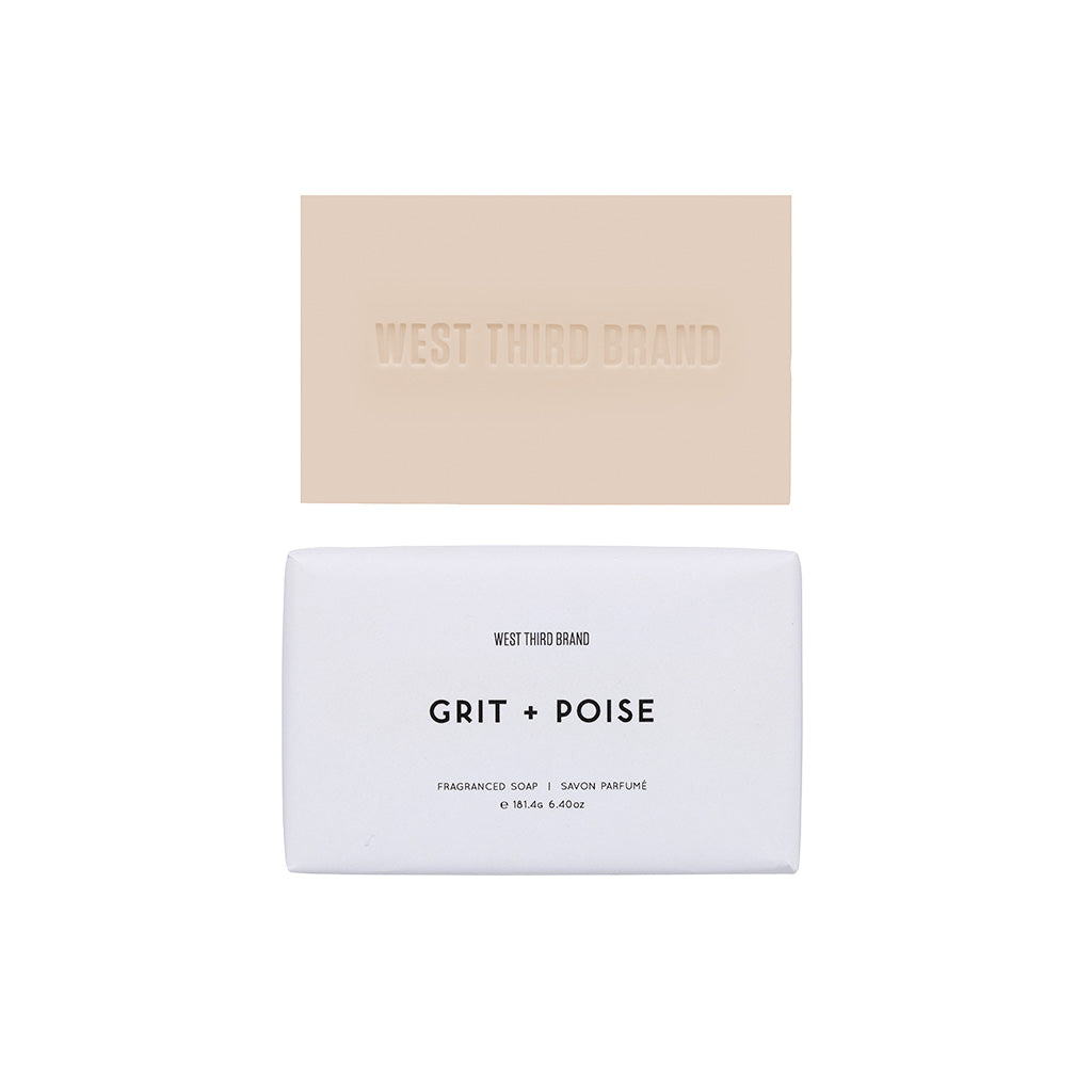 BAR SOAP | GRIT + POISE
