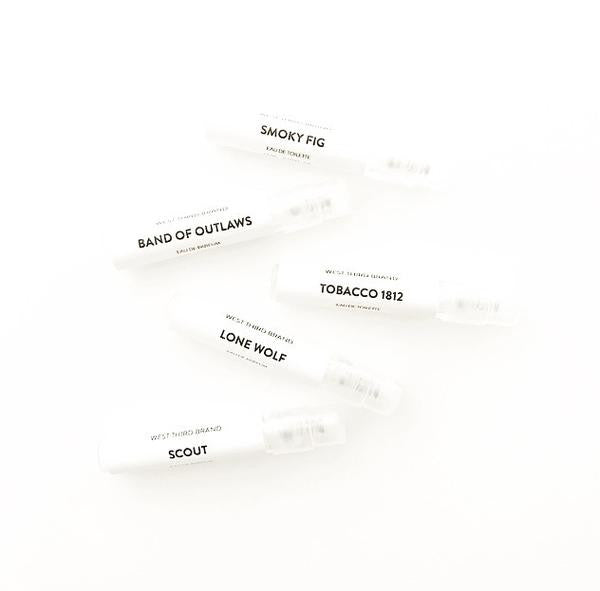 Smell Good Daily | 1.5 ml Sample Vials